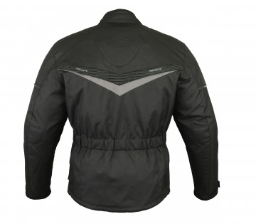 Adventure Motorcycle Jacket is Stylish