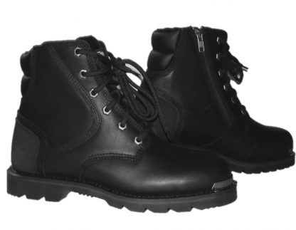 Short Motorcycle Boot