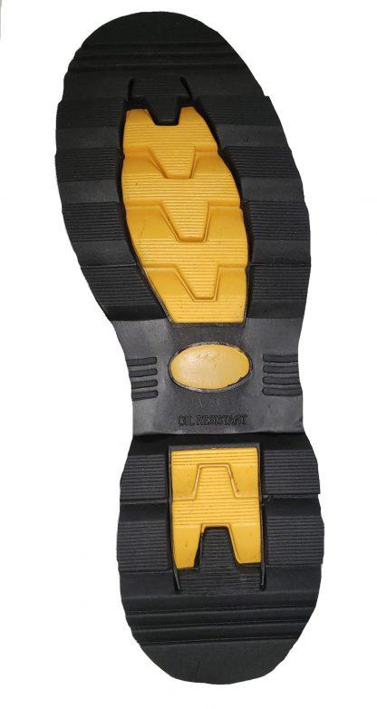 Cruiser boot sole