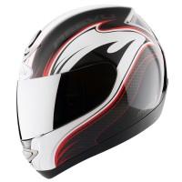 Fullface carbon fiber helmet by Reevu