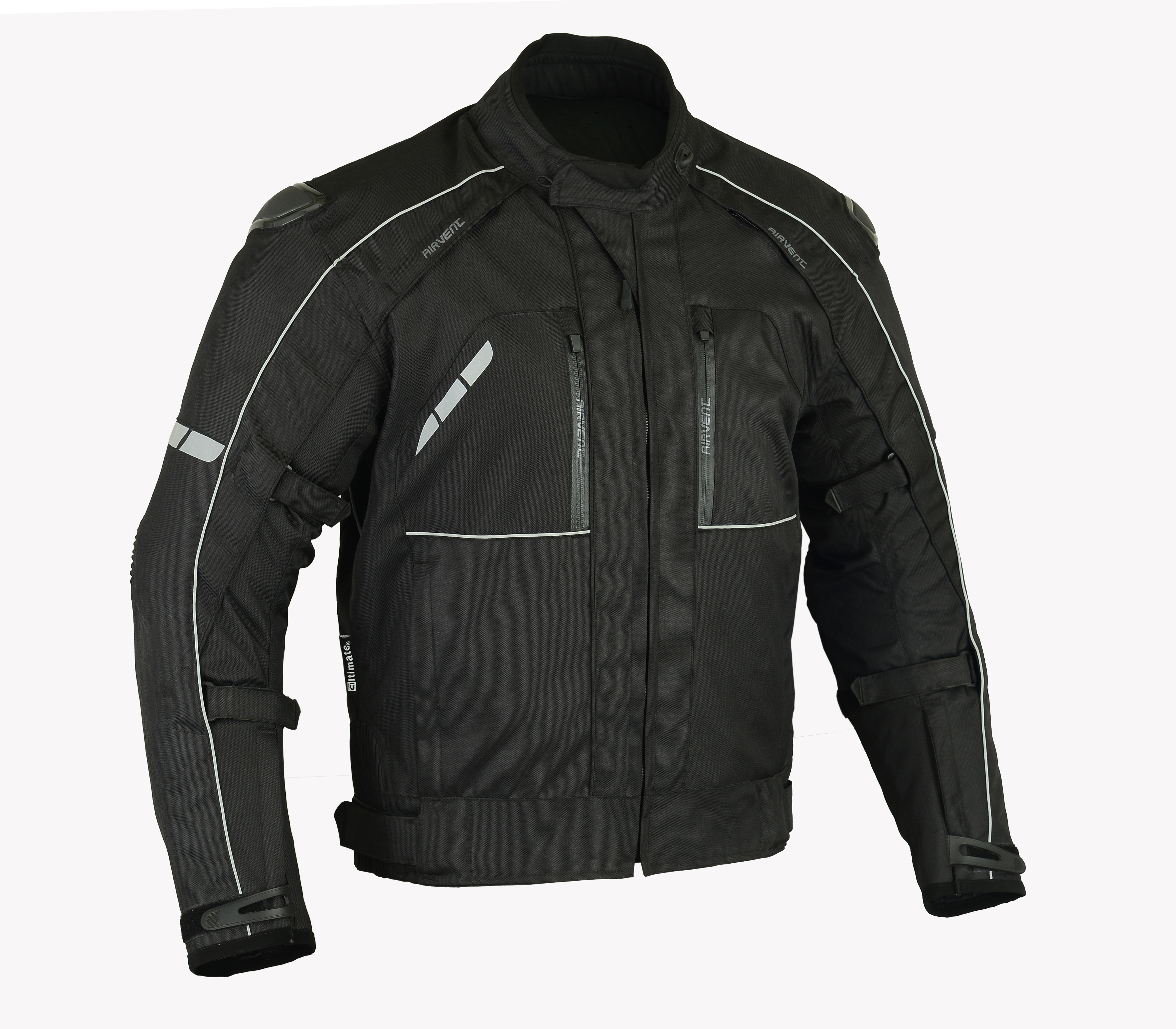 Altimate Mens Speedway Ll Motorcycle Jacket Altimate Gear