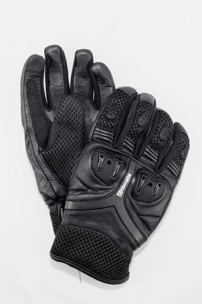 Airway Short Mesh Motorcycle Glove