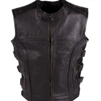 Perforated swat vest