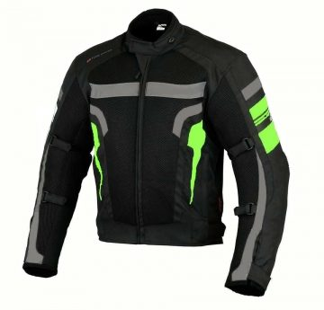 Mesh Motorcycle Jacket