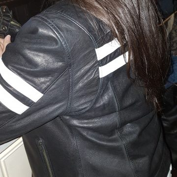 Womens Urban Motorcycle Jacket