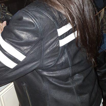 Womens Urban Motorcycle Jacket