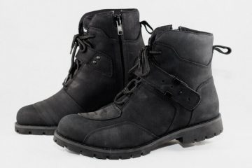 Cafe Race Crossover Boot