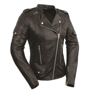 Tantrum Leather lambskin Jacket