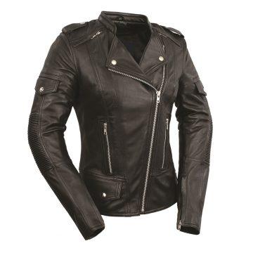 Tantrum Leather lambskin Jacket