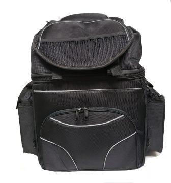 altimate Rear Sissy Bar Bag Black