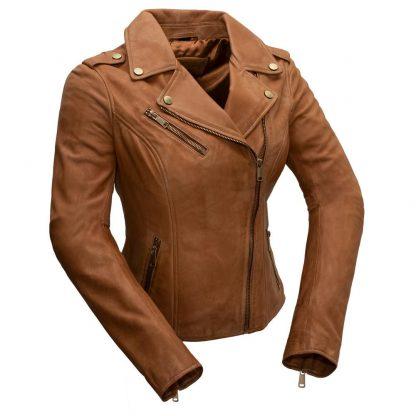 Womens Lambskin leatherJacket