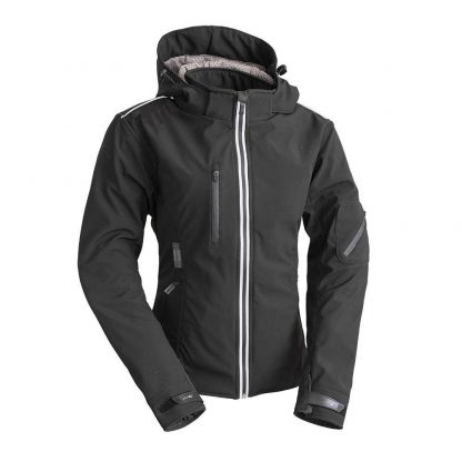 Soft Shell Womans Motorcycle Jacket