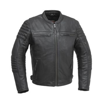 Firstmfg Commuter Leather Jacket