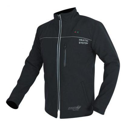 Mens heated motorcycle jacket