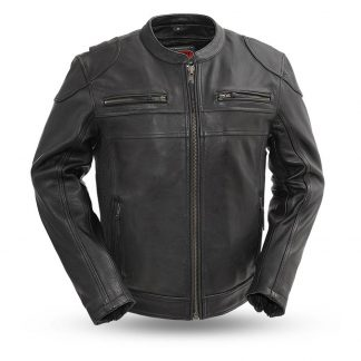First Manufacturing Nemesis Leather Jacket