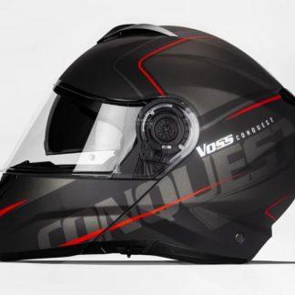 580 Voss Trilogy Modular motorcycle Helmet