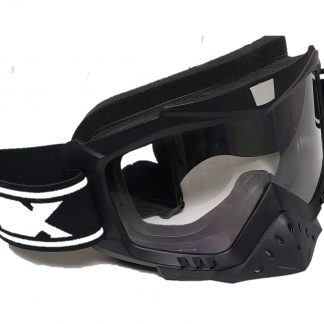 Clear Motocross Goggles