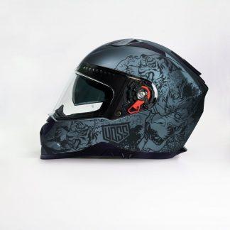 Voss 989 REI fullface Helmet
