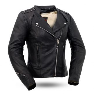 Black Widow womens Jacket