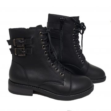 Womens Leather Boot