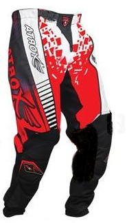 Red Motocross Pant