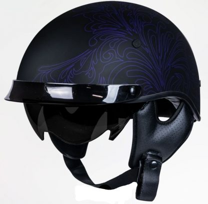 Voss Open face helmet