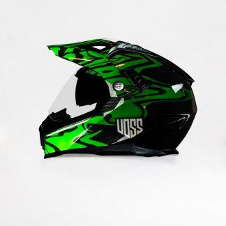 KLR Dual Sport helmet