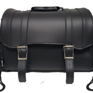 Motorcycle rear luggage bag