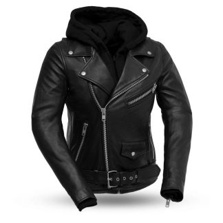 The Ryman Womens Motorcycle Jacket